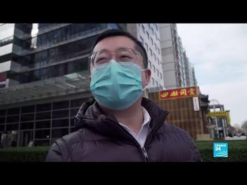 Coronavirus: alors que la vie active reprend en Chine, le virus se propage dans le monde