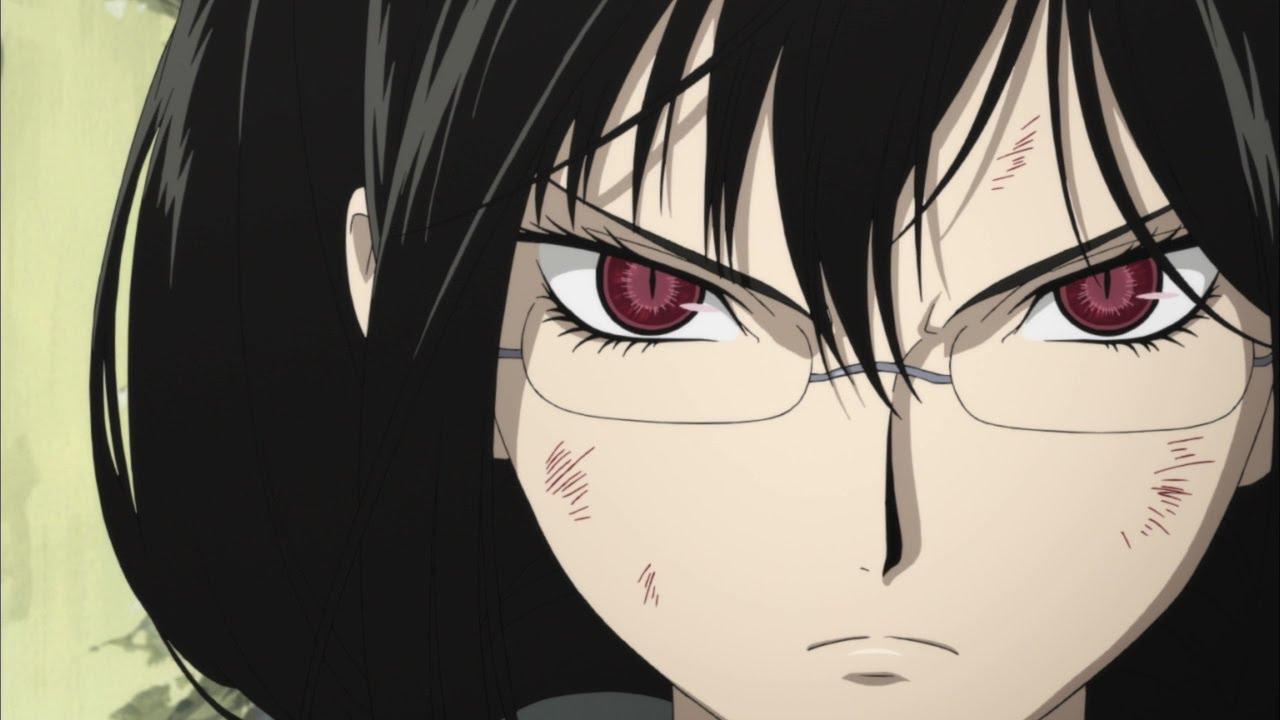 Saya Kisaragi Character Appraisal Blood C Youtube