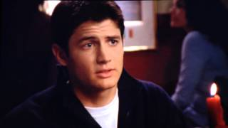 ONE TREE HILL Season 1 Episode 11: The Living Years - Dan and Nathan's Dinner Outing