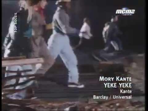 Mory Kante - Yeke Yeke