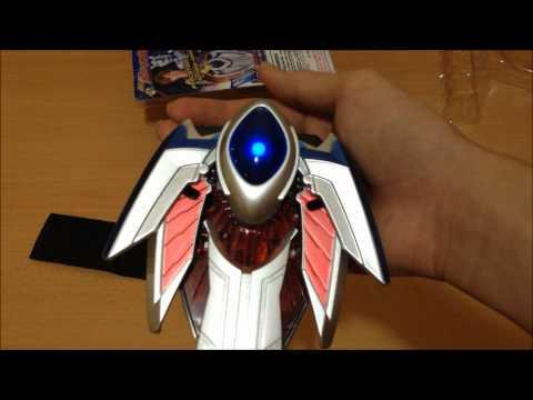 Ultraman saga Bracelet Unbox