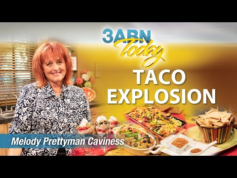 """3ABN Today Cooking - """"Taco Explosion"""" by Melody Prettyman Caviness (TDYC18029)"""