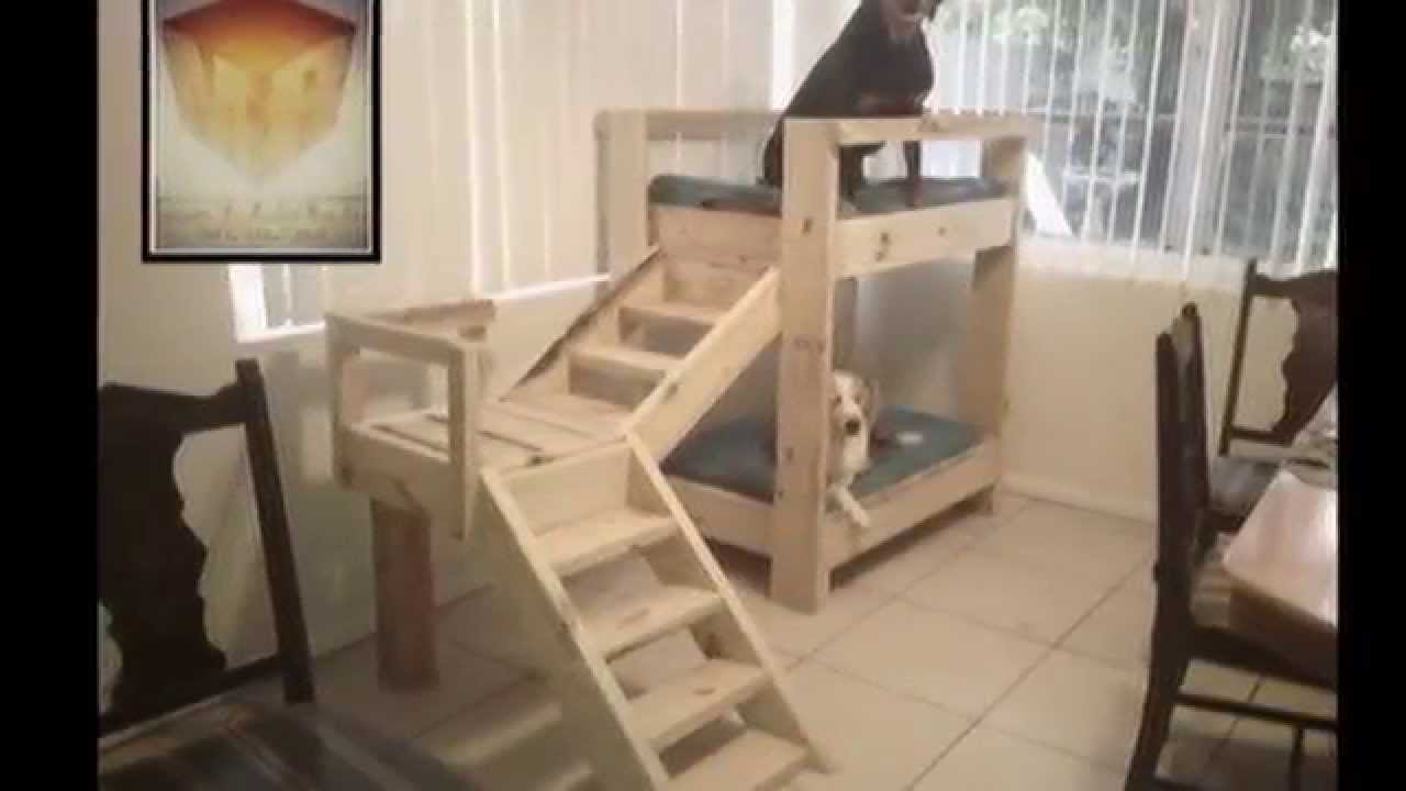 las 23 mejores camas hechas con palets youtube - Camas Con Palets