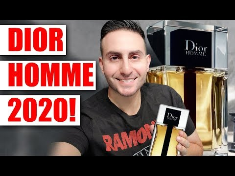 Dior Homme (2020) Fragrance Review / Cologne Review