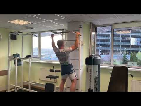 Утренняя тренировка Александра Шлеменко 💪
