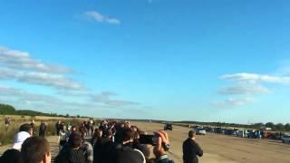 CL 55 AMG vs Grand cherokee srt 8