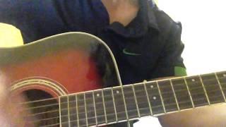 Ngại Yêu - Khắc Việt - Cover guitar by Nguyễn Thắng (có Hợp âm)