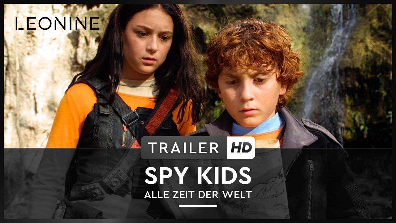 Download Spy Kids - Alle Zeit der Welt - Trailer (deutsch/german)