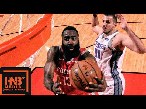 Houston Rockets vs Sacramento Kings Full Game Highlights | 11.17.2018, NBA Season