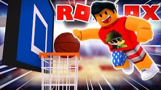 NBA BASKETBALL in ROBLOX - RB World 2