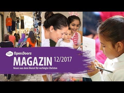 Vom Schulversager zum Klassenbesten  | Open Doors Magazin 12/2017