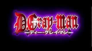 D.gray-man - opening theme - season 1 - innocent sorrow