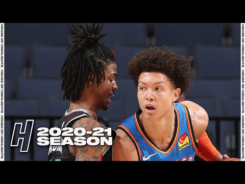 Oklahoma City Thunder vs Memphis Grizzlies - Full Game Highlights | February 17, 2021 NBA Season