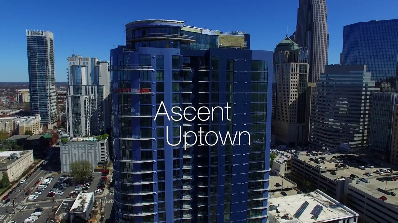The Ascent Uptown   Charlotteu0027s Finest High Rise Community