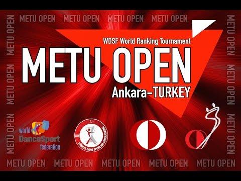 METU OPEN 2017 :: Day 1 (Gala Program)