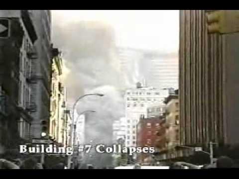 WTC7 Drops at Near Free-Fall Speed & Symmetry from Fire/Debris?