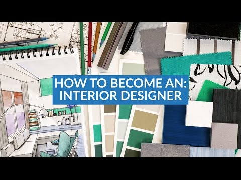 How To Be An Interior Designer