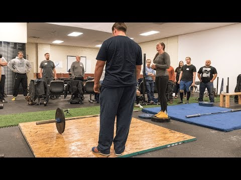 The Deadlift Teaching Method with Niki Sims