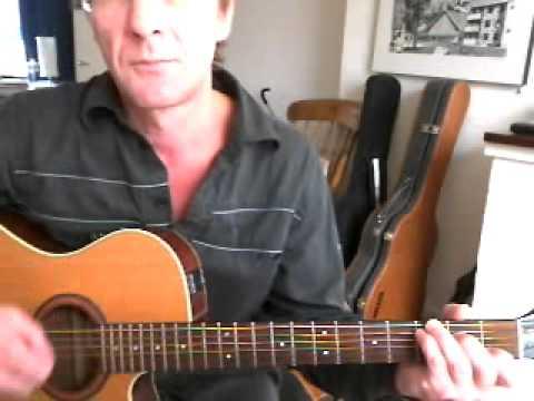 Mrs Robinson - guitar chord lesson - YouTube