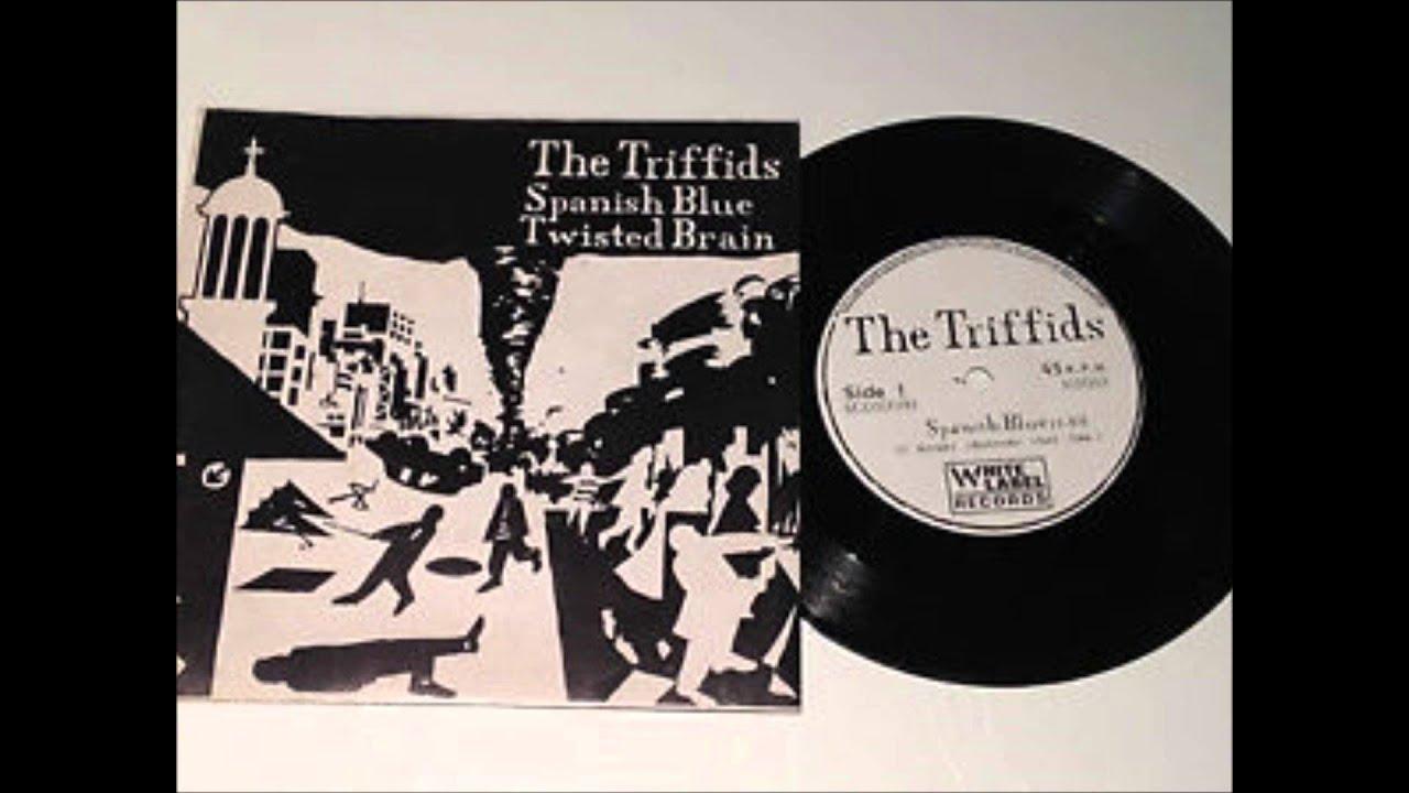 The Triffids - Spanish Blue