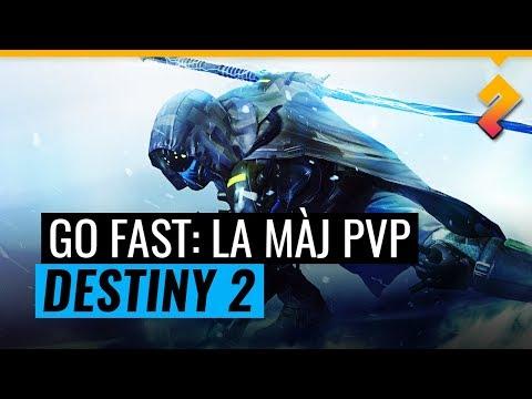 Destiny 2 : la màj Go Fast va-t-elle relancer le PvP ?