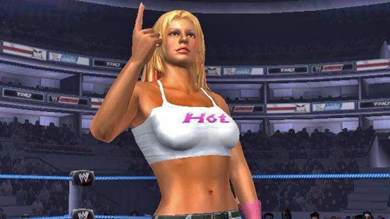 10 Wrestlers You Forgot Were In WWE Games