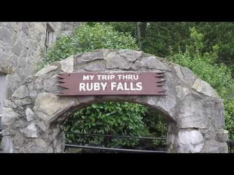 Ruby Falls - Caves of Chattanooga