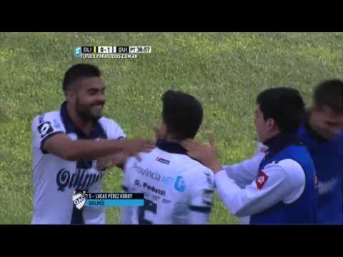 Quilmes se impuso en Bahía Blanca y cortó la racha de Olimpo