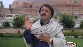 ★Darwesh Kakar pashto song a nadan yaar ta chakaye za chakaum
