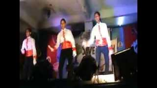 CANTONMENT KHALSA GIRLS HIGHER SECONDARY SCHOOL - N.C.C. Camp Dance in first position_001.flv