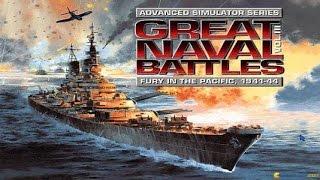 Great Naval Battles 3 gameplay (PC Game, 1995)
