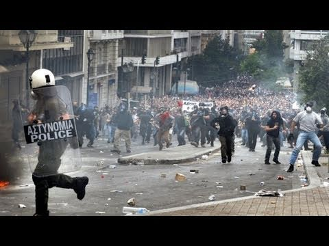 Resistance and Austerity in Europe