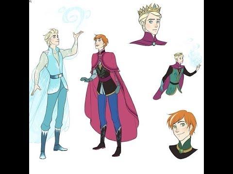 Frozen - Bebaskan (Male Version)