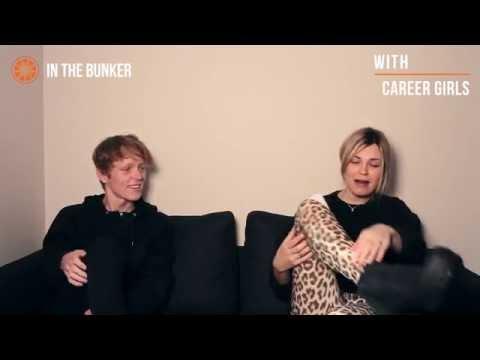 In the Bunker - Career Girls - Sock Game & Cassette Tapes
