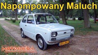 Maluch na sterydach - Seat/Fiat 133 - MotoBieda