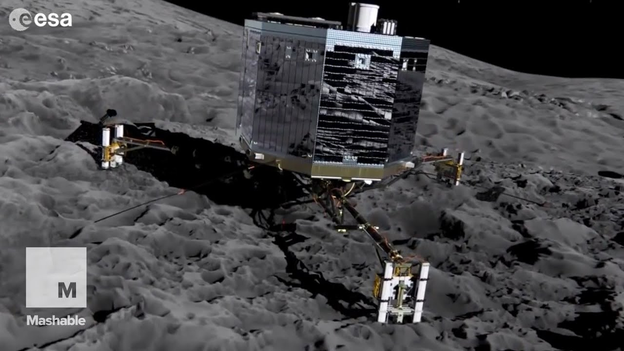Rosetta & Philae: Why Landing on a Comet Matters ...