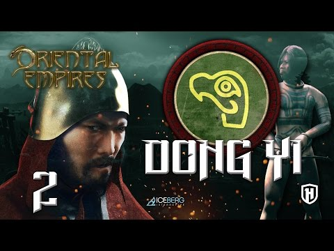 ROAD BUILDING CONUNDRUM! | Dong Yi - Oriental Empires Early Access Gameplay #2