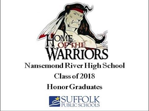 Nansemond River High Honor Graduates presented to School Board