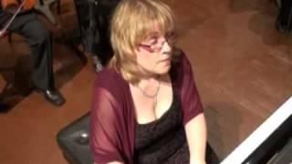 Ella Milch-Sheriff Concerto for Piano & Orchestra 3rd Movement: E-Motion Michal Tal-piano