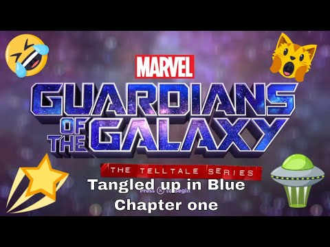 MARVEL Guardians Of The Galaxy: Tangled Up In Blue -The Telltale Series Episode 1