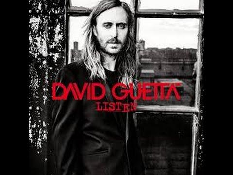 David Guetta - LISTEN (feat. John Legend) OFFICIAL AUDIO