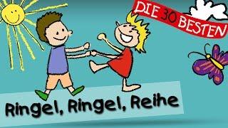 Ringel, Ringel, Reihe - Die besten Spiel-und Bewegungslieder || Kinderlieder