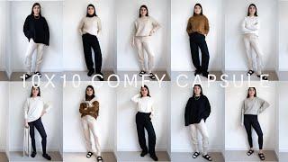 10x10 Comfy Capsule Wardrobe |…