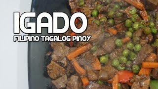 Igado Recipe - Filipino Tagalog Pinoy