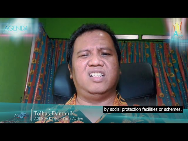 ASEAN Disability Forum & AGENDA Collaboration Video for the Virtual ASEAN Town Hall Meeting 2020