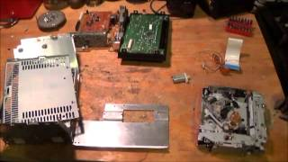 How to scrap a car stereo. What is inside and what is it worth?