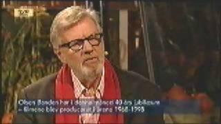 Go aften interview med Morten Grunwald om Olsen Bandens 40 års fødselsdag