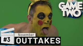 Pleiten, Pech & Pannen: Best of Outtakes NOVEMBER