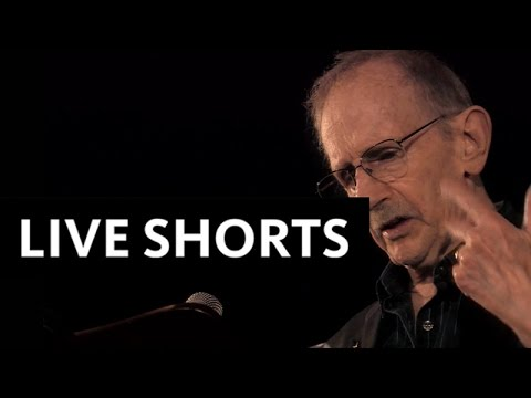 "Philip Levine reads his poem ""They Feed They Lion"" 