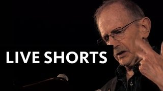 """Philip Levine reads his poem """"They Feed They Lion"""" 